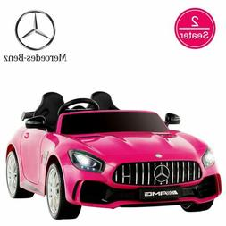 2 Seater Kids Electric 12V Mercedes Benz AMG GTR Ride On Toy