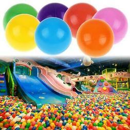 200pcs 5.5CM Baby Kids Soft Play Balls For Ball Pit Ocean Sw