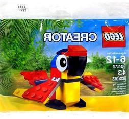 LEGO 2016 Exclusive Creator polybag #30472-1 PARROT 43 pcs.