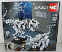 LEGO 21320 Ideas #028 Dinosaur Fossils 910pcs New Free Shipp
