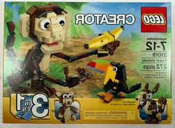 Lego 31019 Creator 3-in-1 Forest Animals New Factory Sealed
