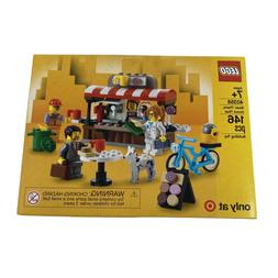 LEGO 40358 Bean There, Donut That TARGET EXCLUSIVE 2018 HARD