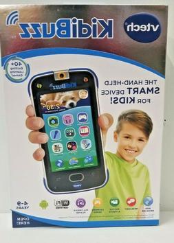 VTech 80-169500 KidiBuzz Smart Device Toy Phone for Kids Blu