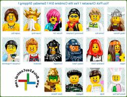 LEGO® 8831 Minifigure Series 7 YOU PICK character SAME DAY