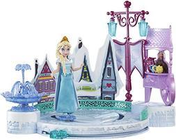 Disney Frozen Elsa's Ice Skating Rink Playset