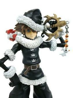 Action Figure Kingdom Hearts II 2 Sora 5 7/8in Version Xmas