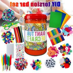 Arts and Crafts Supplies for Kids Children Craft Tube Pipe H