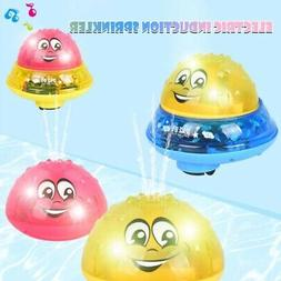Baby Bath Toy Kids Spray Water Toys Fountain Bathtub Shower