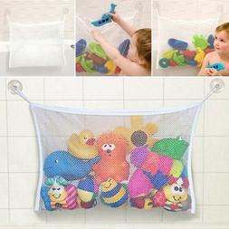 Baby Kids Bathroom Bath Tub Toy Mesh Net Bathing Storage Org