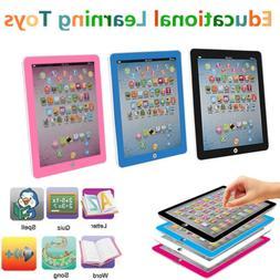 For Kids Children Tablet Baby IPAD Earlly Educational Digita