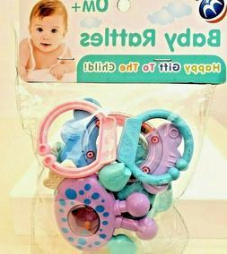 Salamandra Kids Baby Rattles 0m+ & Teethers Crib Toy