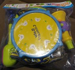 Baby Toy Drums & Percussion Musical Instruments Band Concert