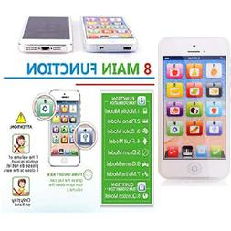 Cell Phone Educational Learning Toy-Kids Children Music Toys