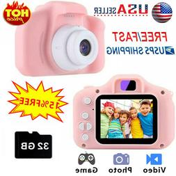 Children Gifts for 3 4 5 6 7 8 Year Old Girls, Mini Camera f