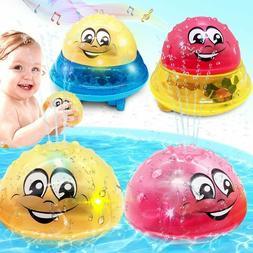 Children Kids Baby Shower Bath Toy Electric Sprinkler Water