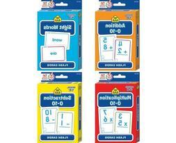 children s educational flash cards math