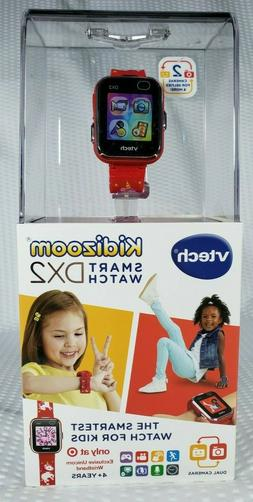 children s smartwatch dx2 kidizoom red unicorn