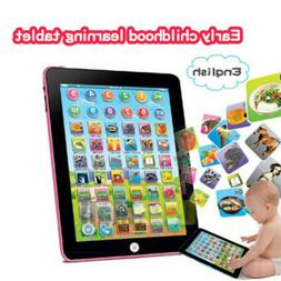 Children Touch Tablet Pad Learning Reading Machine Early Edu