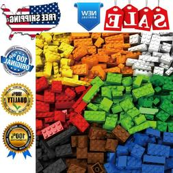 City Building Blocks DIY Creative Bricks Bulk Model Figures