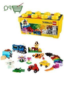 Lego Classic Medium Creative 484 Pieces Box Set Storage Box