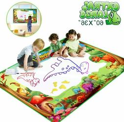 Creative Educational Toys Drawing Mat for Kids Age 3 to 8 Ye