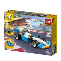 LEGO Creator 3 in 1 Extreme Engines 31072 109 Piece Building