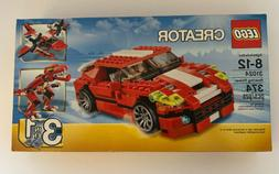 Lego Creator Roaring Power 31024 New In Factory Sealed Box 3