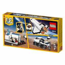 LEGO Creator Space Shuttle Explorer 31066 Building Kit  Toy