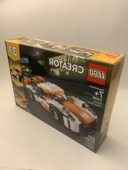 LEGO Creator Sports Car, 3 In 1, Ages 7+. All Complete New.