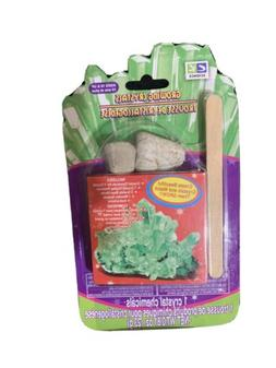 Kids Crystal Growing Kits 3 Color Choices US Seller