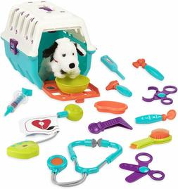Dalmatian Vet Kit Interactive Vet Clinic and Cage Pretend Pl