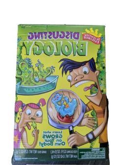 Scientific Explorer Disgusting Biology Kids Science Kit NEW