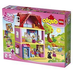 Lego Duplo 10505 Legoville Family House * Fun Legos Toy Girl
