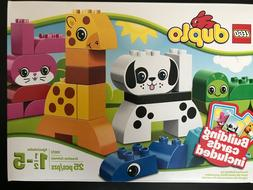 LEGO DUPLO 10573 Creative Animals NISB For Kids Age 1 1/2 -