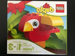 LEGO DUPLO 10852 My First Parrot NISB For Kids Age 1 1/2 - 3