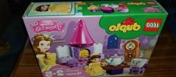 LEGO DUPLO 10877 NIB Princess Belle´s Tea Party Toy Kids Ag