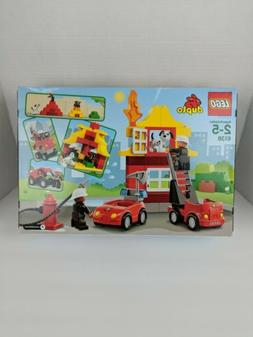 Lego Duplo Childrens Toy Age 2 - 5 My First Fire Station 60