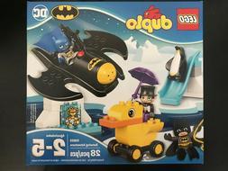 LEGO DUPLO DC COMICS BATMAN 10823 Batwing Adventure NISB Kid