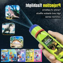 eductional toys torch night projector light