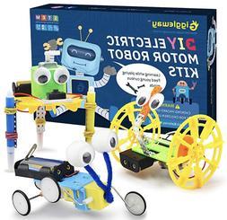 Electric Motor Robotic Science Kits DIY STEM Toys For Kids B