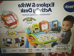 VTech Explore And Write Activity Desk interactive desktop AG