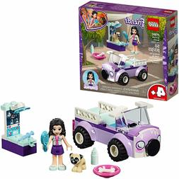 LEGO Friends 4+ Emma's Mobile Vet Clinic 41360 Building Ki