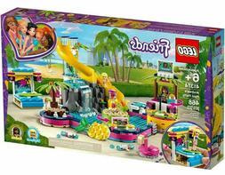 Lego Friends 41374 Andrea's Ultimate Pool Party Adventure Bu