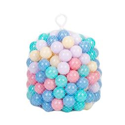 Funny 100/200 Ball Soft Plastic Ocean Ball Baby Kids Swim Pi