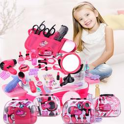 girl pretend simulation make up toy handle