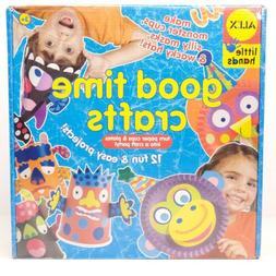 Good Time Crafts Set   New, Sealed   3+ Kids Craft Set   Eas