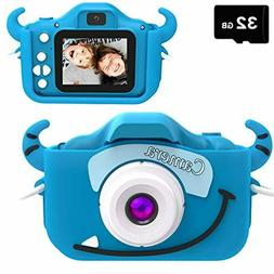 Goopow Kids Camera Toys for 3-8 Years Old Boys and Girl, Kid