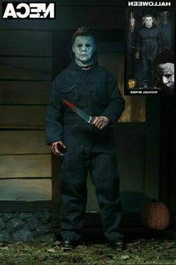 Neca Halloween 2018 Michael Myers Clothed 8 Inch Action Figu