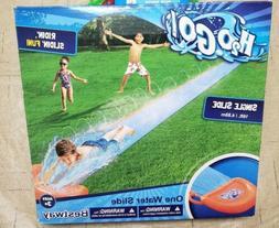 Inflatable Water Slide Triple Lane Splash Kids Backyard Park