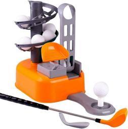 iPlay, iLearn Golf Toys Set, Golf Ball Game, Sports Gaming C